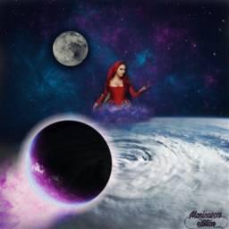 exposure doublexposure freetoedit galaxy collage imagination