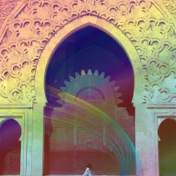 rainbow sparkle edit confetti freetoedit ircwalkingby walkingby