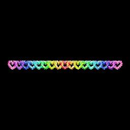 rainbow heart colorful hue aesthetic freetoedit