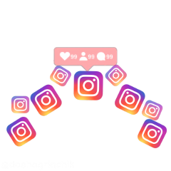 instagram smile венок freetoedit