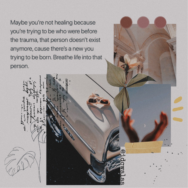 _ _ _ NOTE:  I use images to add on my collages, however I don't claim the original form of those images as mine. All rights are reserved to the original owner.  _ _ _ Tags: #noiseeffect #aestheticedit #vintage #collage #scrapbook   #freetoedit