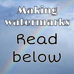 watermarks makingwatermarks readbelow comment freetoedit