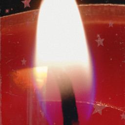 myphotography flame candle scentedcandles myedit📷 freetoedit srcstars stars
