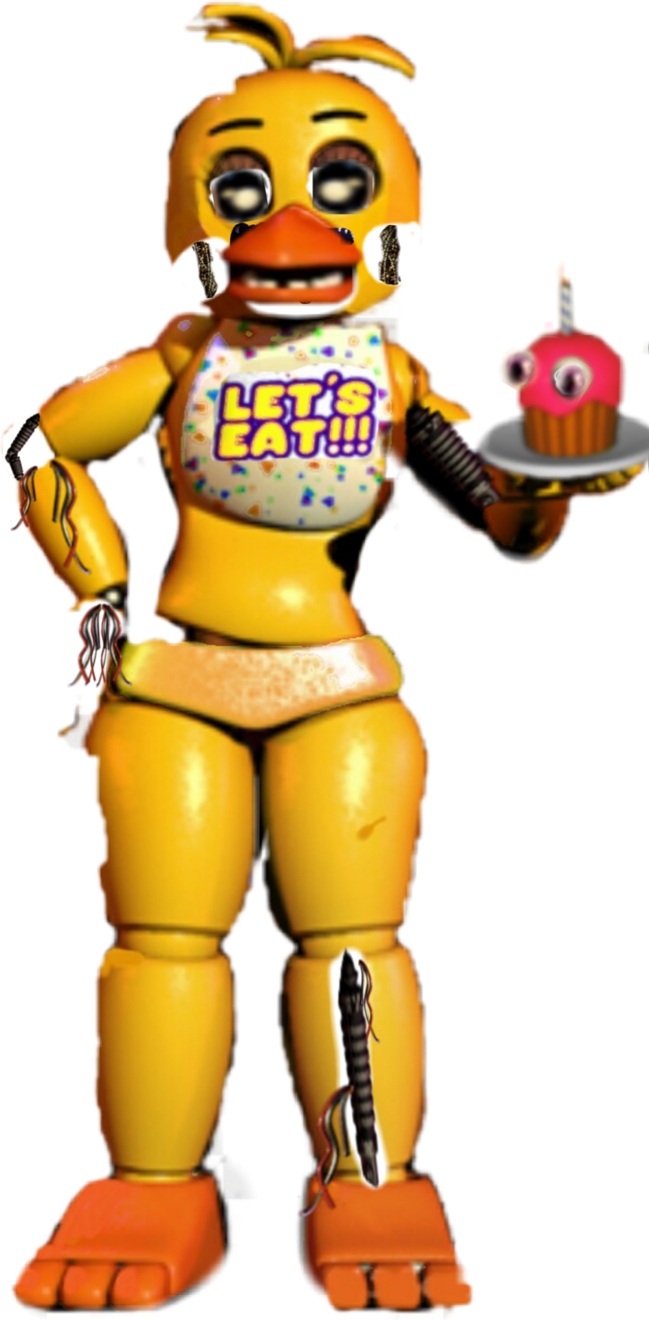 #withered toy chica