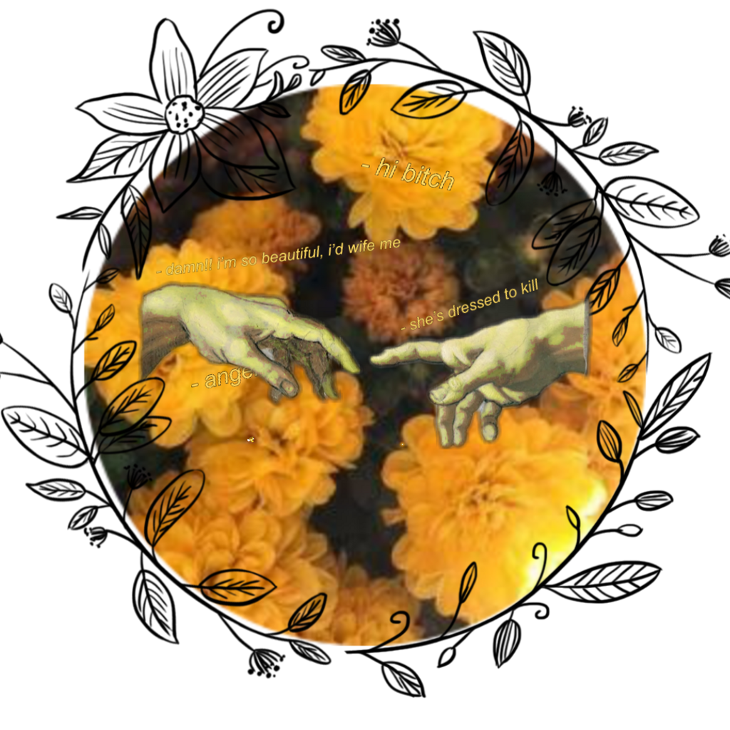 #yellowedit #yellow #aestheticcircle #hands #angelic #so #damn #beautiful   🙏 PLEASE TELL ME IF ANYONE STEALS THIS! 🙏