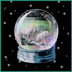 snowglobe stars myedit stepbystep freetoedit srcstars
