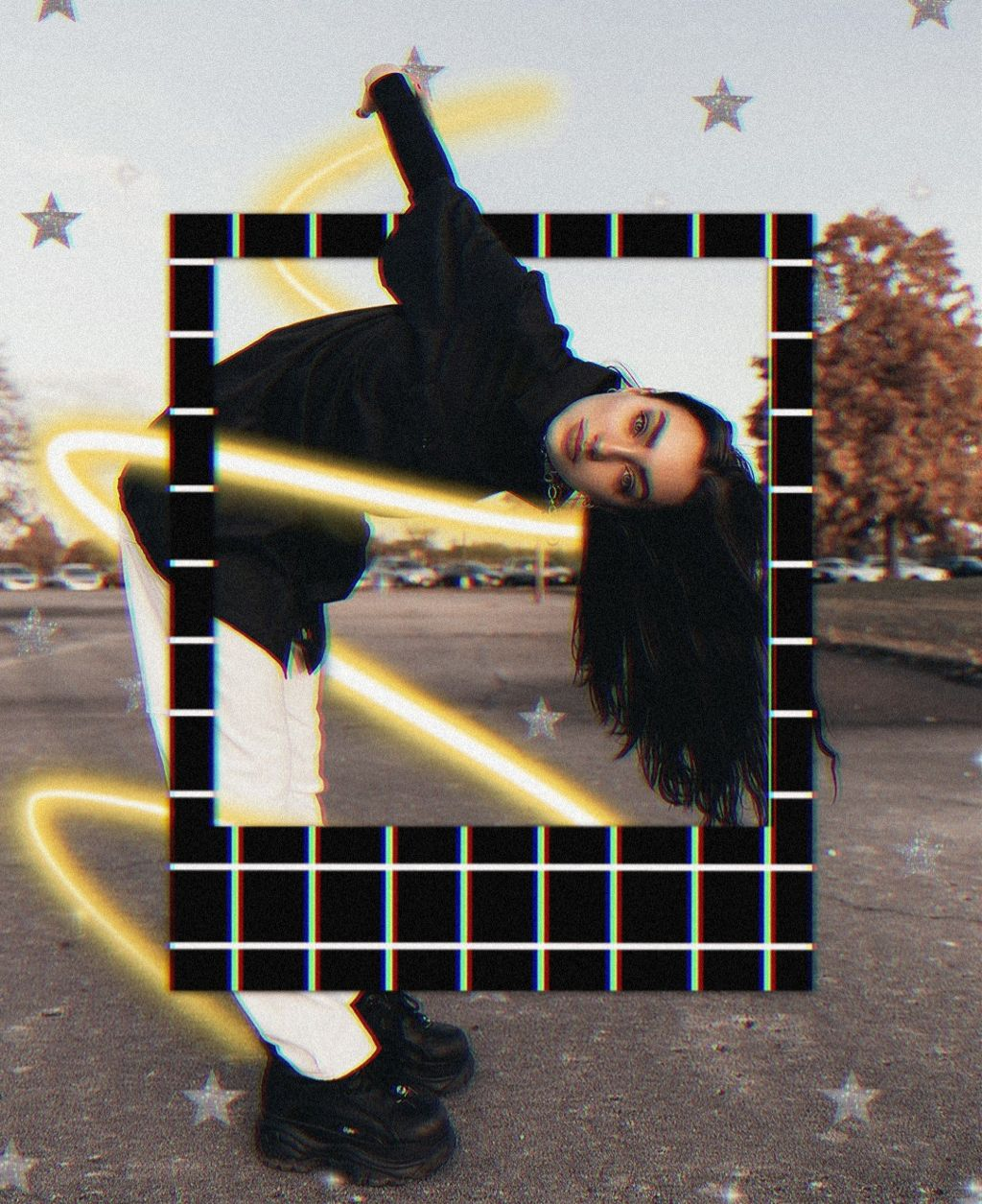 #freetoedit #frame #aesthetic #aesthetics #grunge #grungeaesthetic #vintage #tumblr #tumblrgirl #glitch #neon #trend #cool #awesome #makeawesome #girl