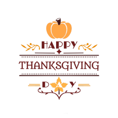 ftestickers text typography happythanksgiving thanksgiving freetoedit