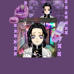 freetoedit anime animewallpaper aestheticanime kimetsunoyaiba
