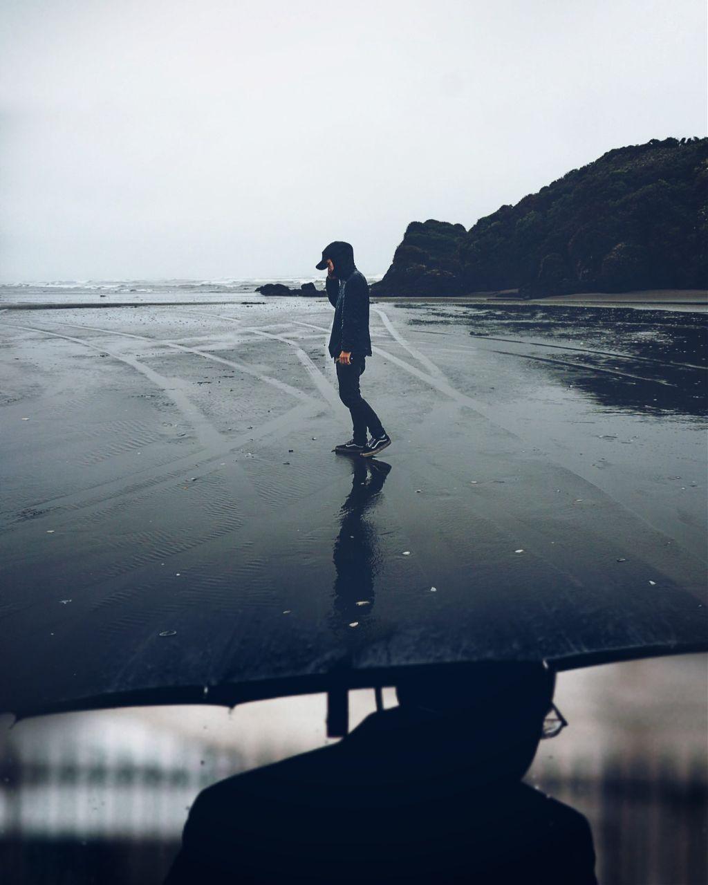 #freetoedit #doubleexposure #rain #umbrella