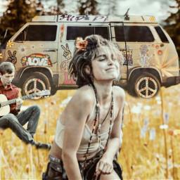 freetoedit hippiestyle retrostyle peaceandlove rimixit ircvintagevan