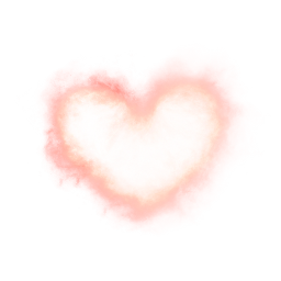 ftestickers smoke cloud heart heartshaped freetoedit
