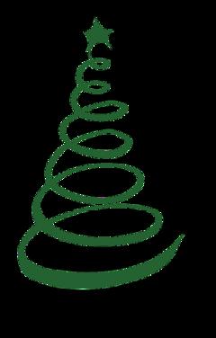 christmas tree christmastree green freetoedit
