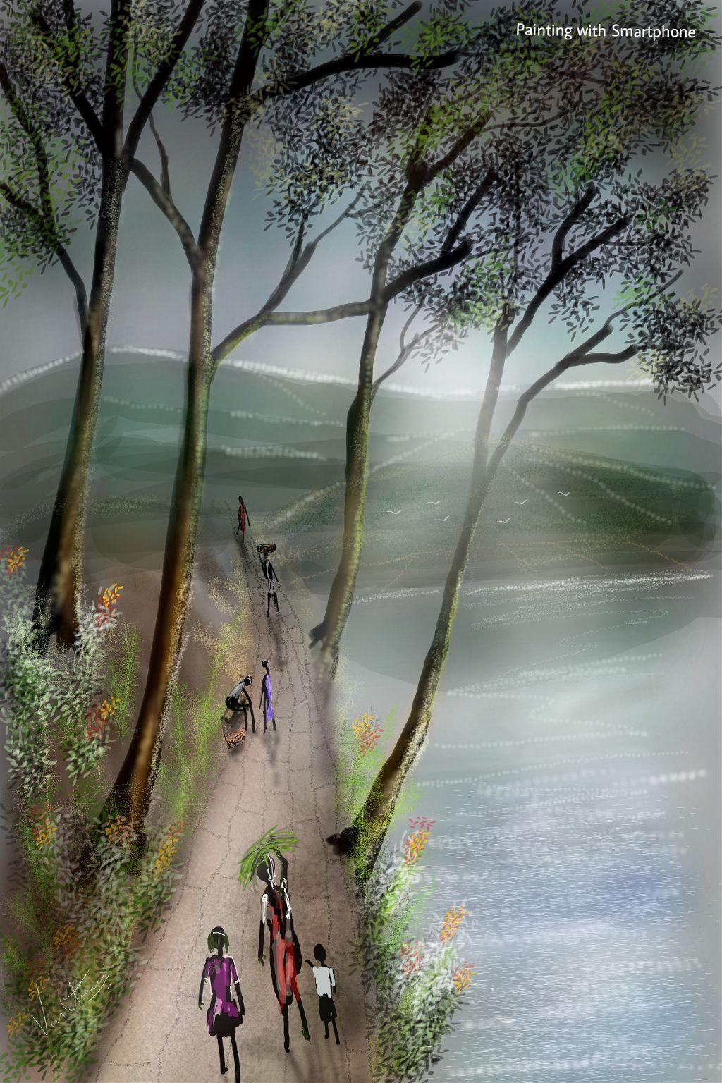 #drawing #share #nature #love #enjoy #life