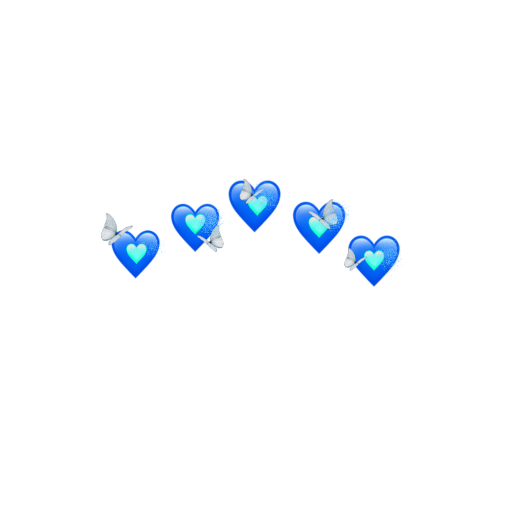 #hearts #heart #bluehearts #blue #butterflys #aesthetic 💙🦋