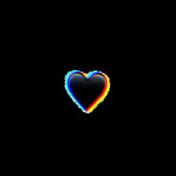 glitch heart freetoedit