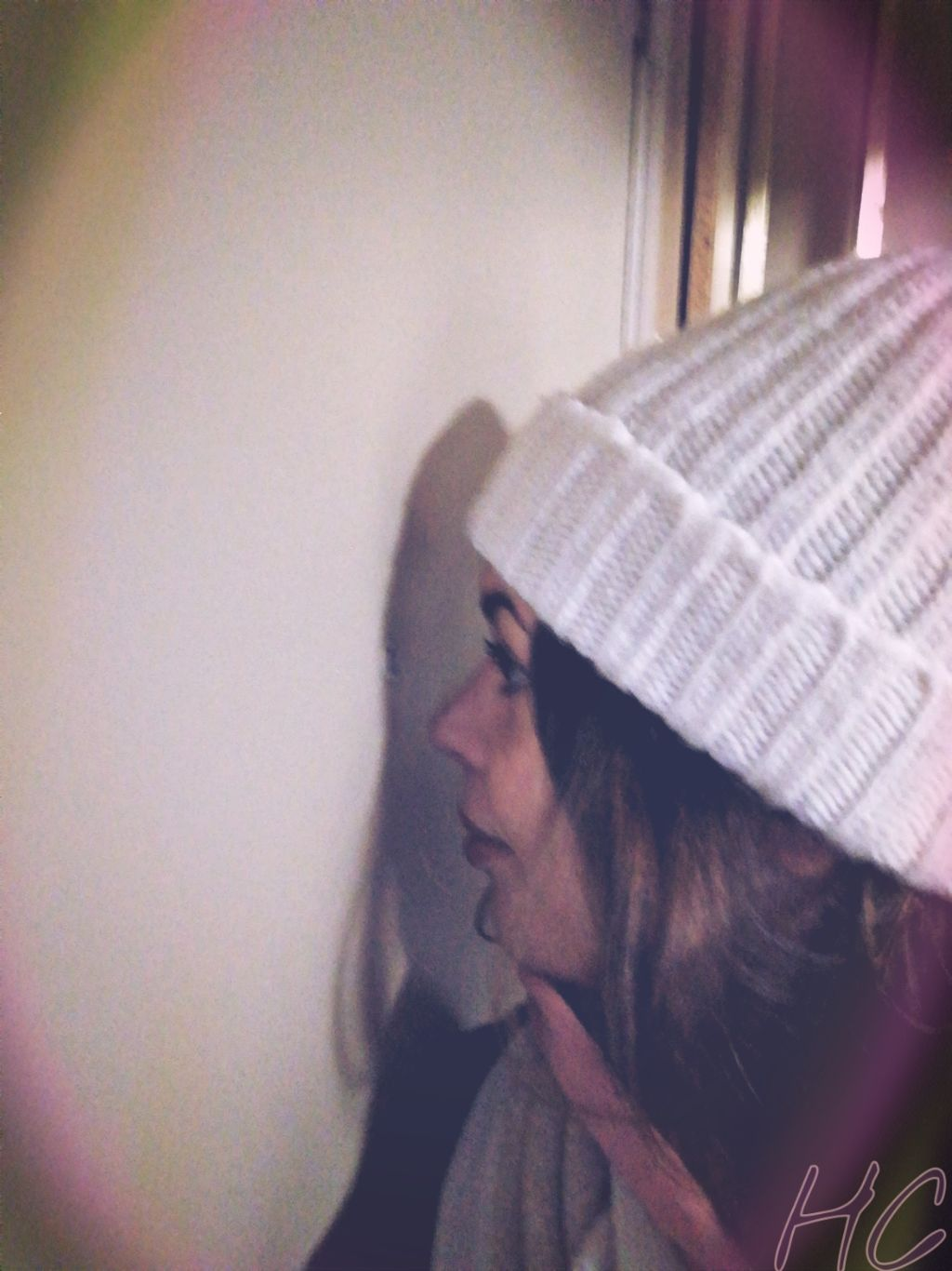 #me #lookingout #winter #cold #mask #hue #myedit #missingsummer #see