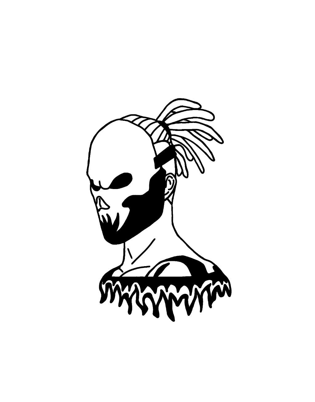 Desenho Feito Por K4dois At K4dois Desenho Feit