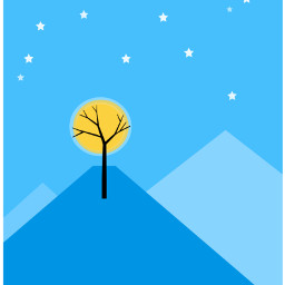 freetoedit lonelytree blue dcalonelytree alonelytree