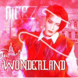 freetoedit ateez seonghwa ateezseonghwa wonderland