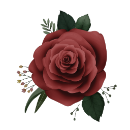 rose flower leaves stickers ftestickers freetoedit