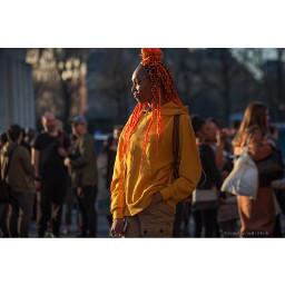 parisfashionweek pfw fashion models indirascott