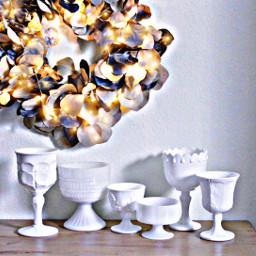 freetoedit temixit glassware white table