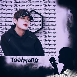 freetoedit taehyung dark kimtaehyung bts