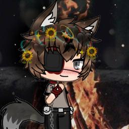 errorwolf gachalife freetoedit