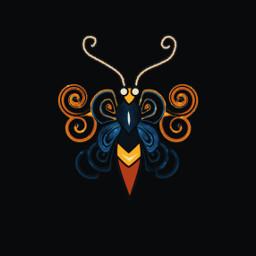 freetoedit butterfly butterflyremix