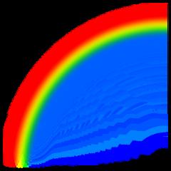 rainbow freetoedit sticker arcoíris mirosmar