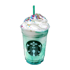 freetoedit frappe starbucks sweets