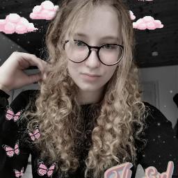 freetoedit pink low butterfly glitter