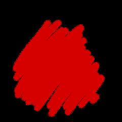 red emo grunge scribble goth freetoedit