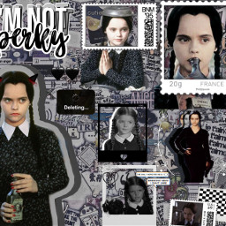 wednesday wednesdayaddams freetoedit