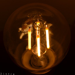 freetoedit lamp bulb warm color