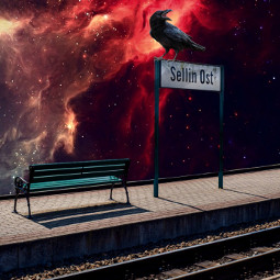 freetoedit trainstation outerspace shadows sign