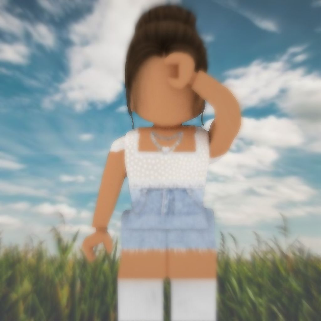 30 Top For Roblox Gfx Girl Brown Hair Baby Jayvon