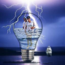 freetoedit boat bulb ligthting