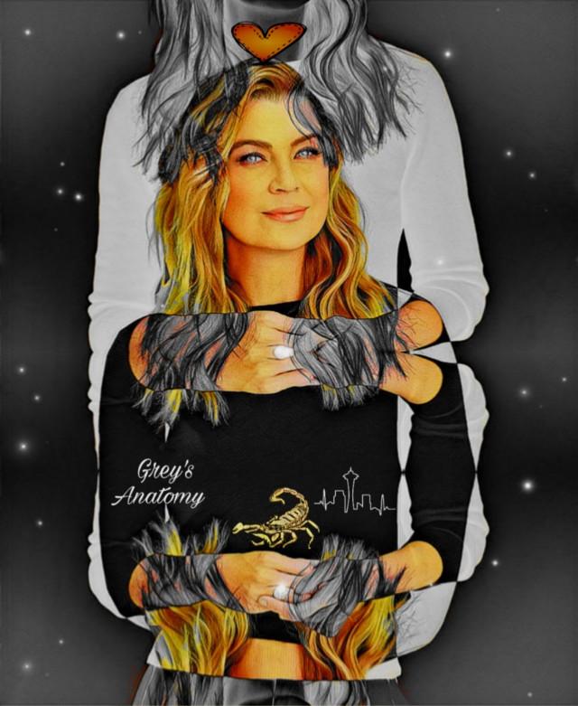 #freetoedit #GreysAnatomy#GreysABC#ellenpompeo#Mirroreffect #FaceArt#actress #Beauty#Art#photomanipulation #MyEdit