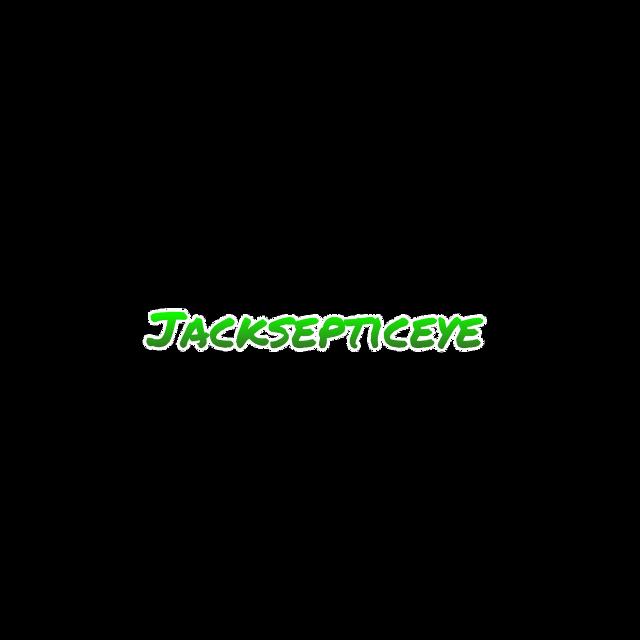 #jacksepticeye #jacksepticeyesticker #mysticker #sticker #namesticker