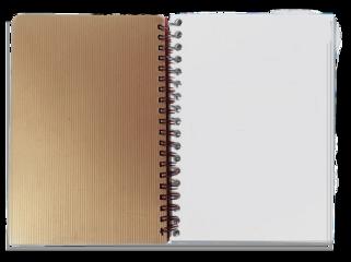 notebook open blank page freetoedit
