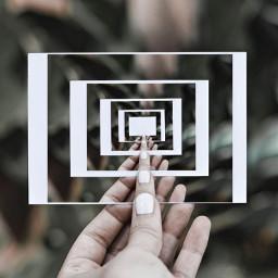blankshee creative surreal infinity freetoedit