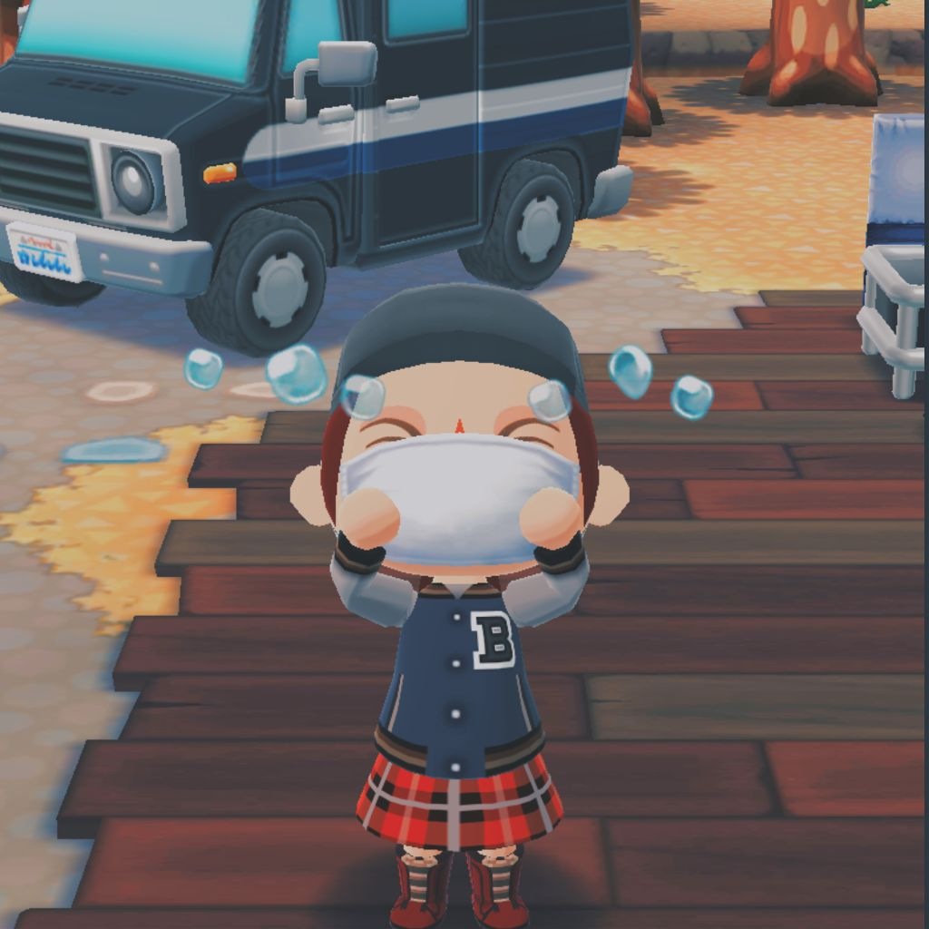 It's been forever since I played Pocket Camp👀✌🏻