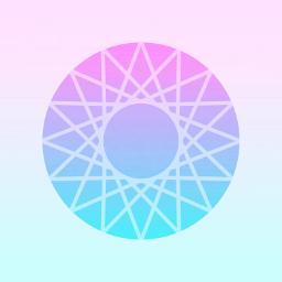 freetoedit pinkblue background myown my