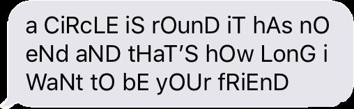 #text #textmessage #friendships #freetoedit