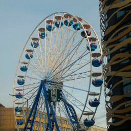 freetoedit ferriswheel architecture photography myphoto