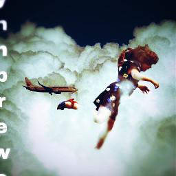 lynnbrewer madewithpicsart clouds play