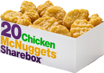 mcdonalds nuggets yum freetoedit