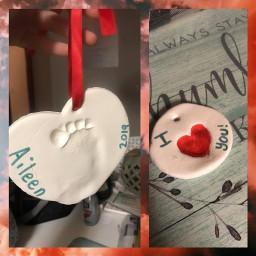 freetoedit aileen ornaments iloveyou heart